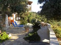 Greek Island villa on SKIATHOS