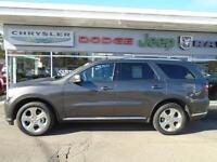 2015 Dodge Durango Limited AWD, Low KM, Sunroof, Backup Camera