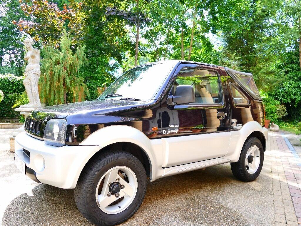 suzuki jimny 02 convertible stunning eye catching. Black Bedroom Furniture Sets. Home Design Ideas