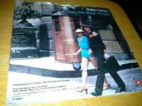 John Lennon and Yoko Ono. 45 RPM vinyl ( 1981 ).