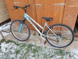 Ladies Optima Mountain Bicycle