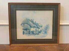 Framed Print - Cornwall