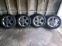 honda civic 16 inc alloy wheels