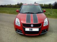 Suzuki Swift Sport 2008