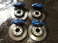 Bmw 330d or 335d f30-f31 m sport brakes by brembo high performance calipers and discs!! £850 cash!!!