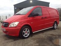 Mercedes Vito 130 cdi, very tidy example