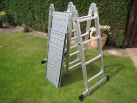 new multi position ladder