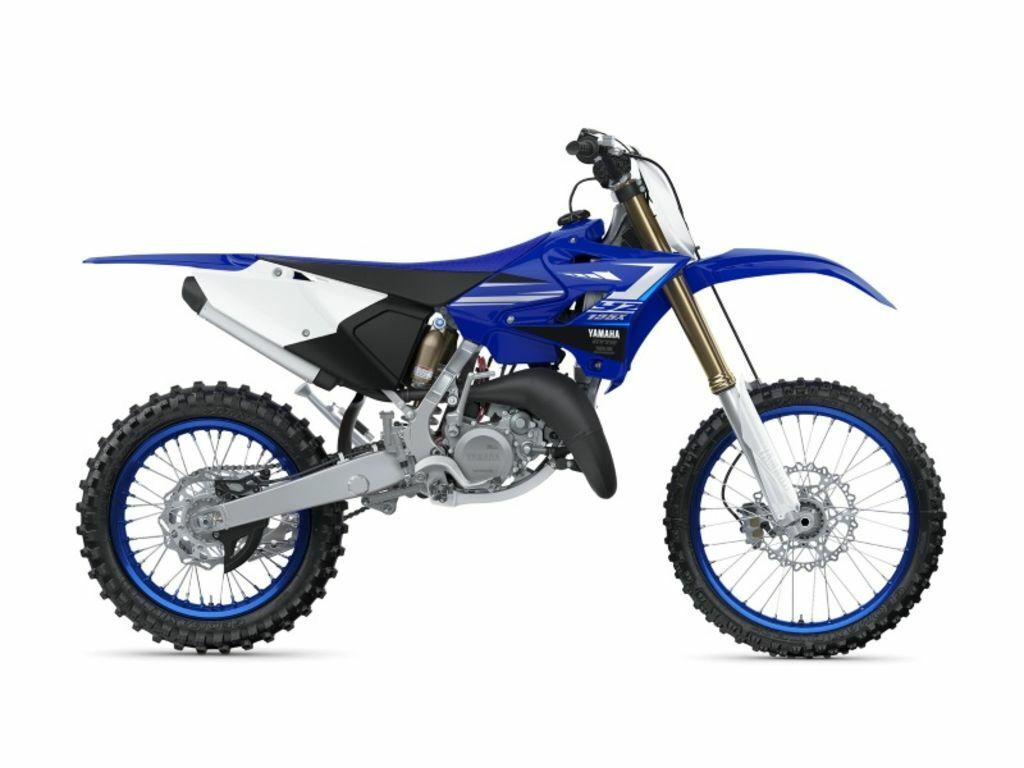 Picture of A 2020 Yamaha YZ125X
