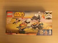 Lego Star Wars Rebels Ezra's Speeder Bike (New, unopened perfect condition) Discontinued product