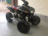 Quadzilla 450sport Road Legal QuadBike