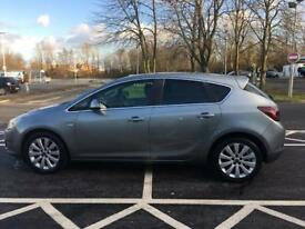 Vauxhall astra automatic 1.6 silver