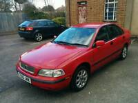 Volvo S40 1.8i 5 doors - Only 60,000 miles! - 12 Months MOT - Reliable Family Car