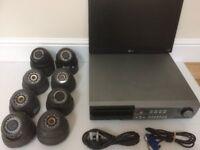 8-WAY COLOUR CCTV SYSTEM