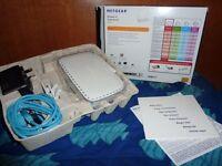 NETGEAR wireless router / modem