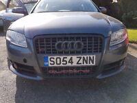 2005 audi a4 1.8t quattro S line b7