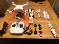 DJI Phantom 3 Standard Camera Drone