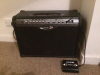 Line 6 II Stereo guitar amplifier 120 Watts 2x10 speakers.