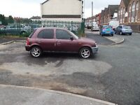 Nissan Micra 1.0 16v AUTOMATIC 5dr FULL MOT-LOW MILEAGE