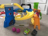 Fisher Price Batcave/garage