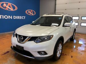 2015 Nissan Rogue SV AWD/ VISTA ROOF/ NAVI/ REVERSE CAM/ HEAT...