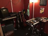 Music production studio / writing room for band musician or producer £200pcm BN41