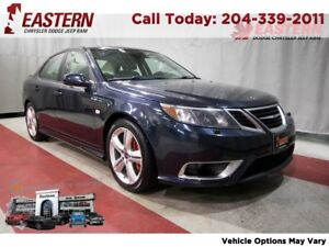 2009 Saab 9-3 AERO V6 LUXURY SPORTS SEDAN