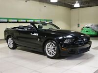 2014 Ford Mustang CONVERTIBLE A/C CUIR MAGS