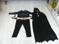 Dressing Up - Batman costume