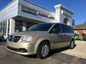 2015 Dodge Grand Caravan SE, 3RD ROW STOW N GO, LOW K
