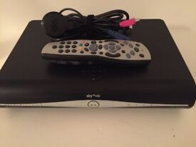 SKYBOX- SKY+ HD BOX 500GB WITH VIEWING CARD