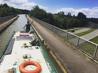 Narrow Boat Mover
