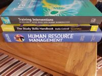 Business admin accounting marketing tourism books