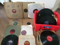 Large Collection Of Old 78 rpm Records..Found In Loft!! FINAL REDUCTION..