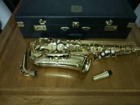 Saxophone alto trevor James the horn revolution