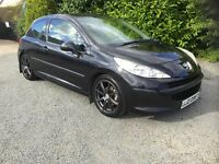 2007 Peugeot 207 1.4 with mot march 2018 great condition cookstown