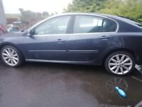 2009 RENAULT LAGUNA COUPE 1.9 Diesel Motd to November half leather all electric. Great spec.
