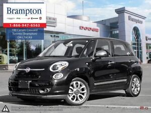 2015 Fiat 500L LOUNGE | TRADE-IN | NAVIGATION |BACKUP CAM | LEAT