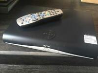 Sky + HD box and remote control, excellent condition