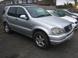 Mercedes ml320