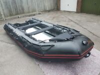 Inflatable Boat - Dinghy - 3D Tender - Heavy Duty XPRO 420