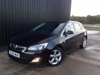 2010 (60) Vauxhall Astra 1.4 i 16v Turbo SRi 1Previous Owner, Full Service History,2 Keys, May Px