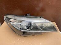 BMW Z4 E89 Headlight LED Driver side right RH READ DESCRIPTION