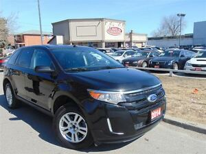 2014 Ford Edge SEL-LEATHER-DUAL DVD-CAMERA