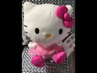 My little Kitty Soft Toy