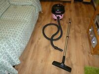 Hetty HETT200a numatic vacumn cleaner with all attachments