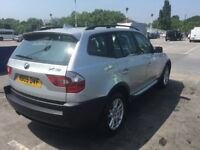 ** AUTOMATIC ** RELIABLE 4x4 ** 2005 BMW X3 AUTO 2.5 i SE SUV AUTOMATIC - STARTS & DRIVES VERY WELL