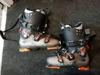 Salomon quest access 770 ski boots size 27.5