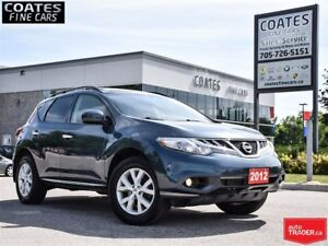 2012 Nissan Murano SV~4 New Tires~New Rear Pads & Rotors~