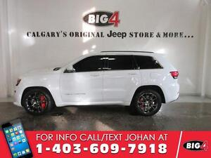 2014 Jeep Grand Cherokee SRT, High Performance Audio, Luxury Grp