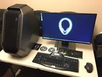 Alienware Area 51 R2 GTX 980 Gaming Desktop Computer